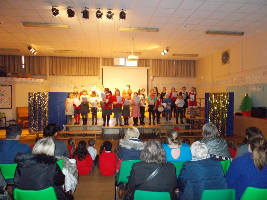 Choir Performance - 14th December 2017