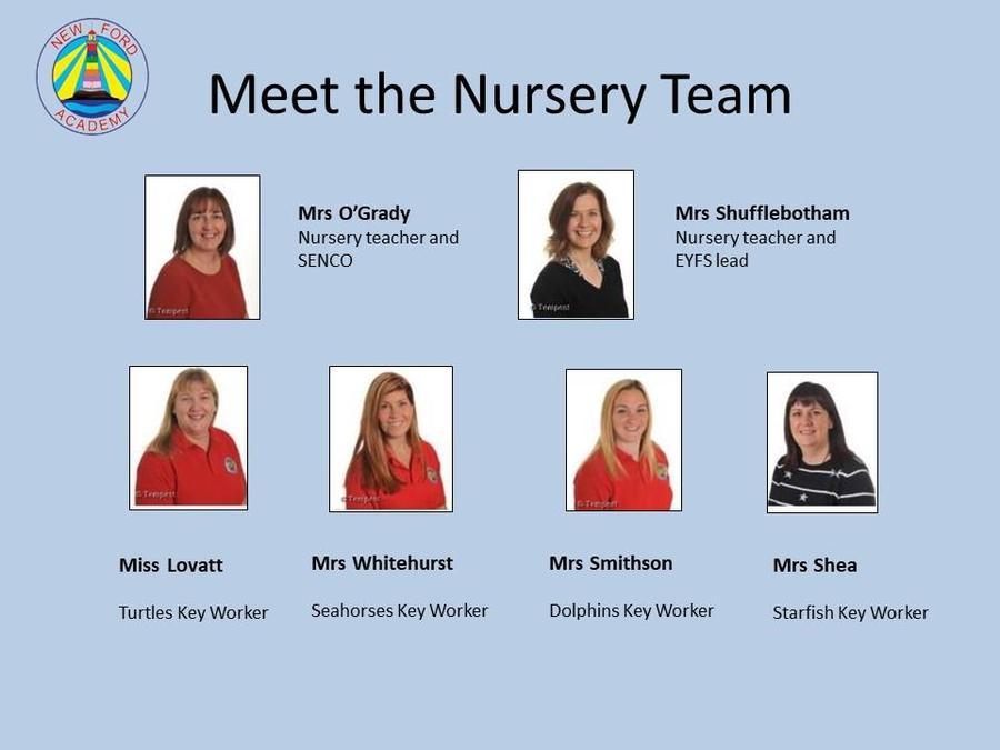 Nursery Team