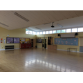 Our spacious hall