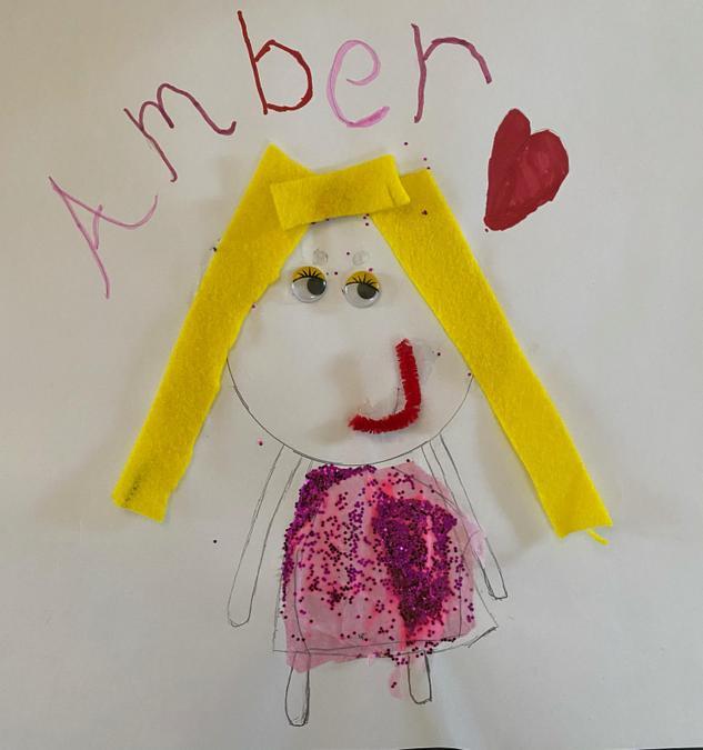 Amber - Miss Blakemore/Mrs Pyatt