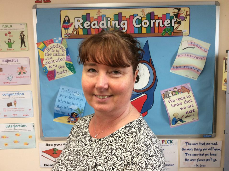Mrs Davies - Teaching Assistant & Cover Supervisor