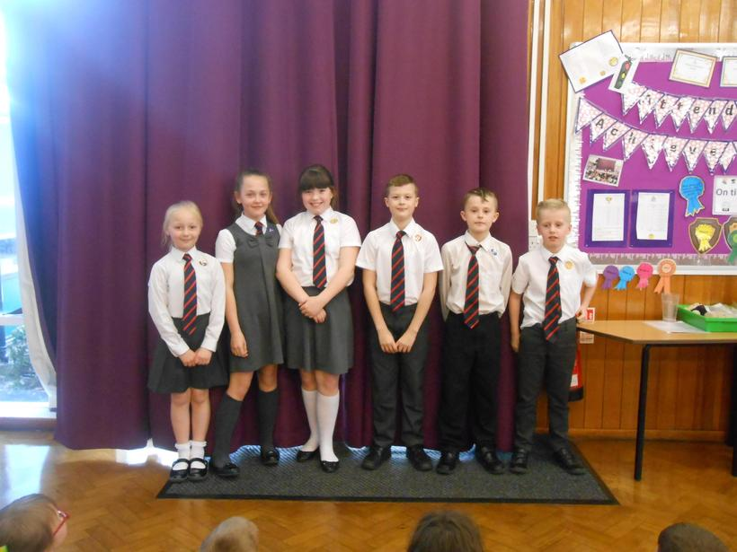 Year 5 fastest runners