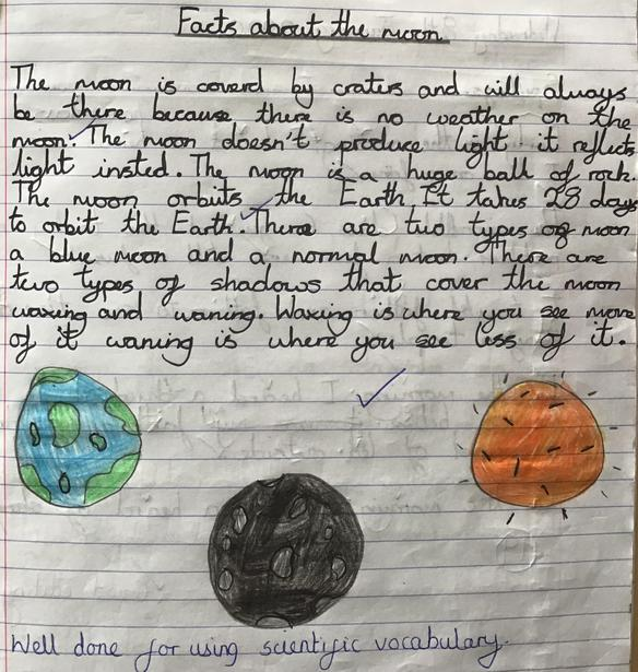 Phases of the Moon Year 5