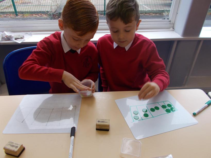 They have also been finding fractions of amounts.