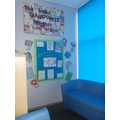 Reading corner - Class 8