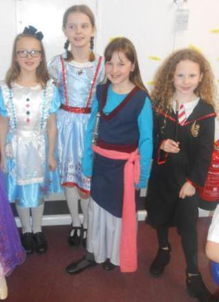 World Book Day Disco