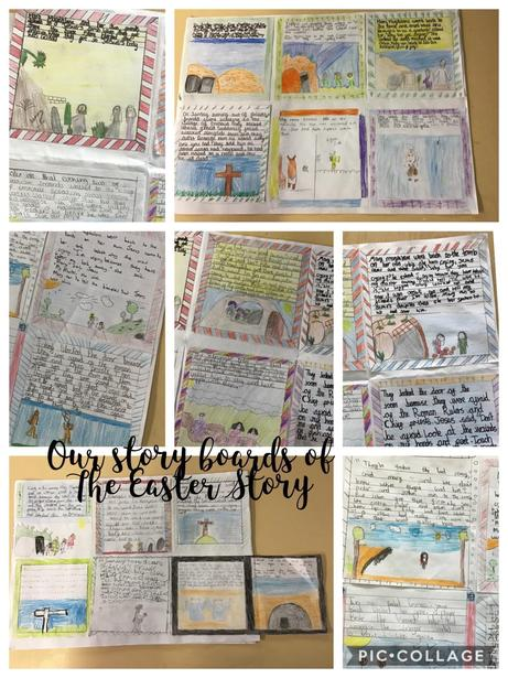 Re-telling the Easter story