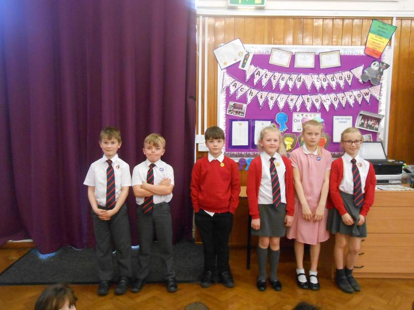 Year 3 fastest runners