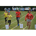 Year 6 Girls race