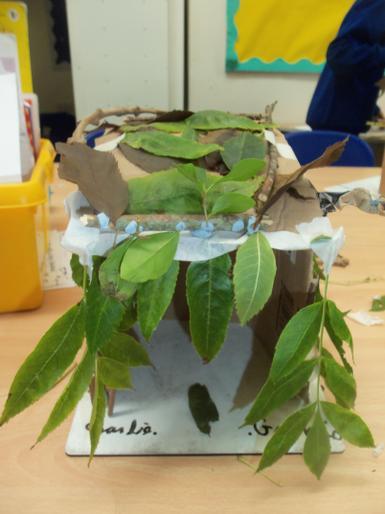 Building a model of a Sukkah