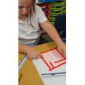 We used our math skills to plan our Marble Maze