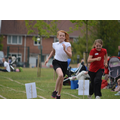 Year 5 Girls race