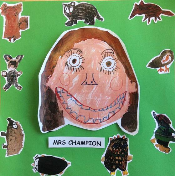 Mrs Champion    Support Teacher