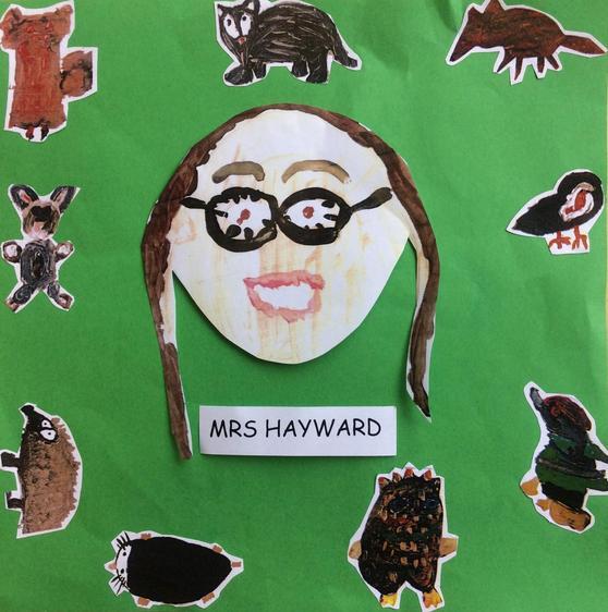 Mrs Hayward Year 2 Teacher