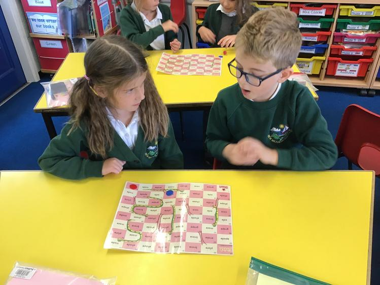 ai, ay, a-e snakes and ladders