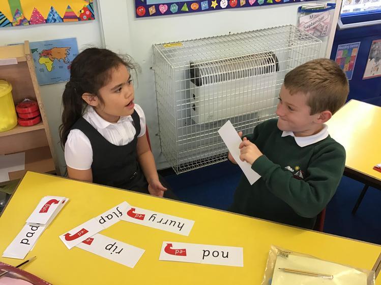Investigating suffixes