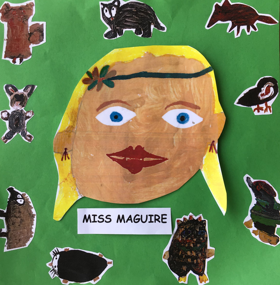Miss Maguire    Year 2 Teacher