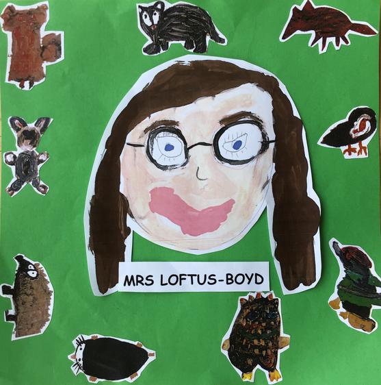 Mrs Loftus-Boyd Year 1 Teacher