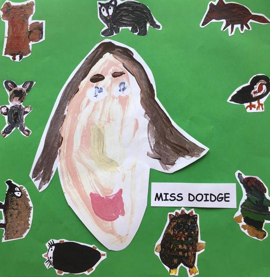 Miss Doidge Foundation Stage Leader and Year R Teacher