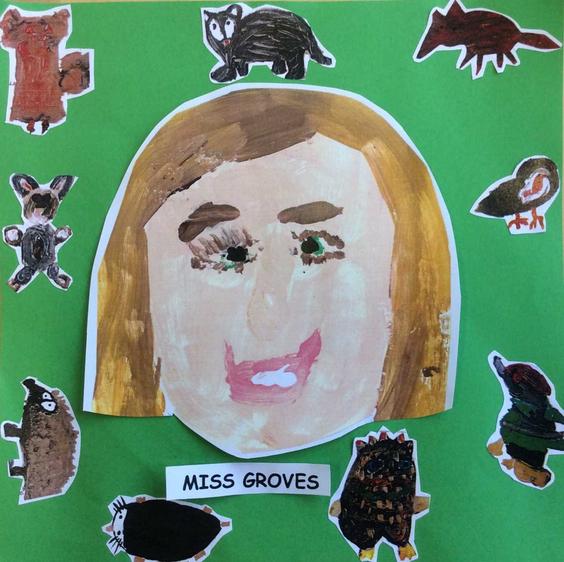 Miss Groves   Year R Teacher