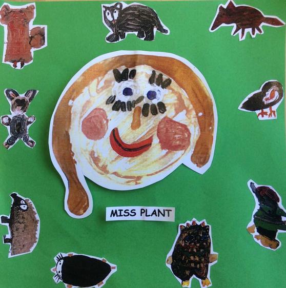 Miss Plant Year 1 Teacher