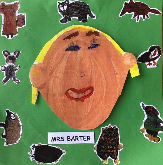 Mrs Barter   Year  1 Teacher
