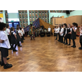 We loved our drumming and dancing with Kwame