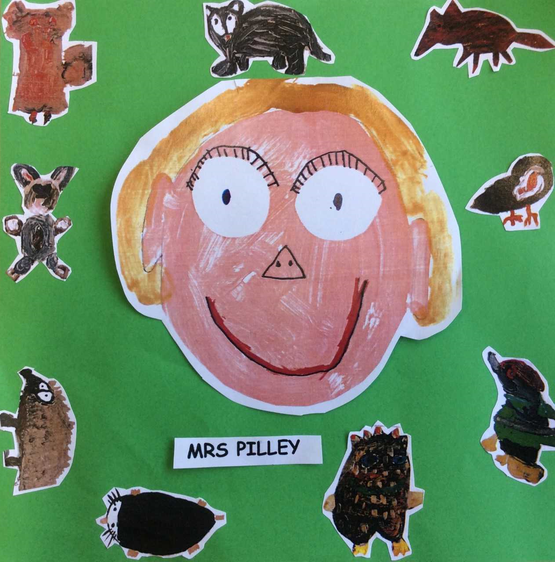 Mrs Pilley    Inclusion Manager
