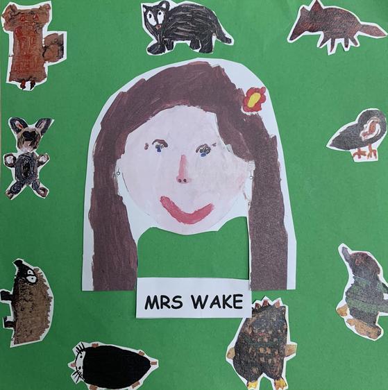 Mrs Wake    Headteacher