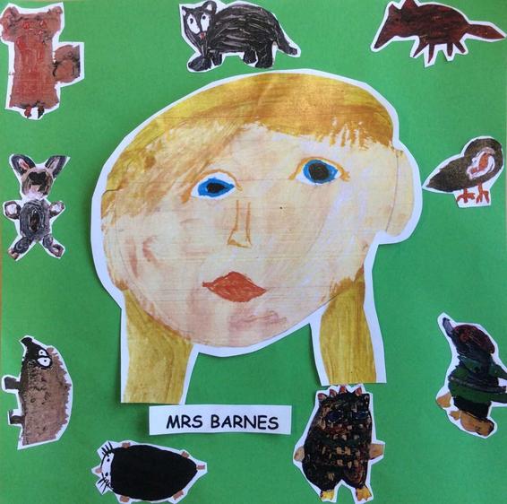 Mrs Barnes Year 2 Teacher