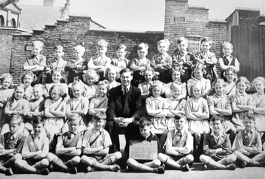 Class of 1950-1951