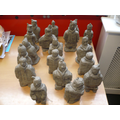 Our Terracotta Army!