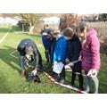 Investigating the meteorite