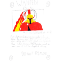 Rhys' wanted poster