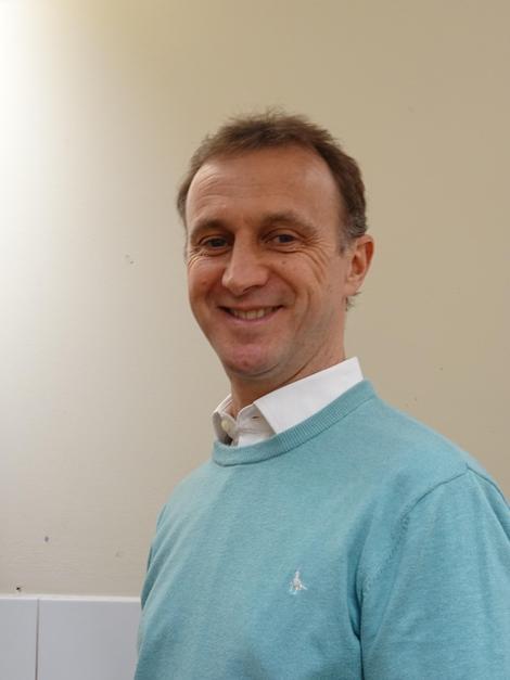 Mr Martin Aldridge - Teaching Assistant