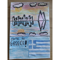 Alfie's Leaflet on Greece