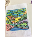 Sophie A created this gorgeous piece of artwork