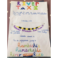 Grace's River Taxi Poster