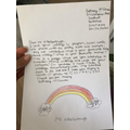 Bethany's letter to David Attenborough