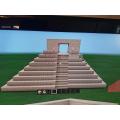 James' Citchen Itza Pyramid