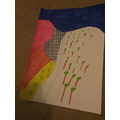 Haden's David Hockney- Inspired Painting