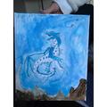 Imogen's artwork