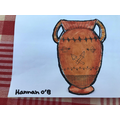 Hannah's Greek vase