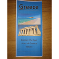Zac's Brochure on Greece