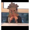 Ben;s Mayan Mask