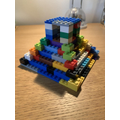 Connor's Kukulkan pyramid