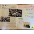 Keira's VE day project