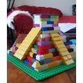 Olivia's Kukulkan pyramid