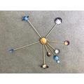Georgia's solar system