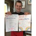 Jack's celebration menus